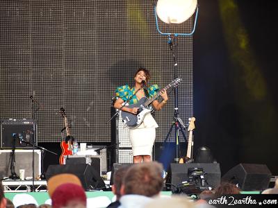 Lianne La Havas Glastonbury 2013