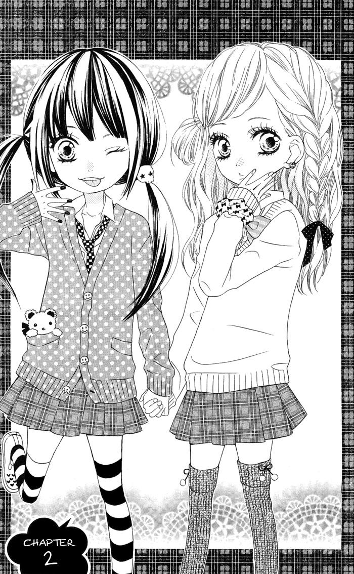 Obaka-chan, Koigatariki Chap 2 - Next Chap 3