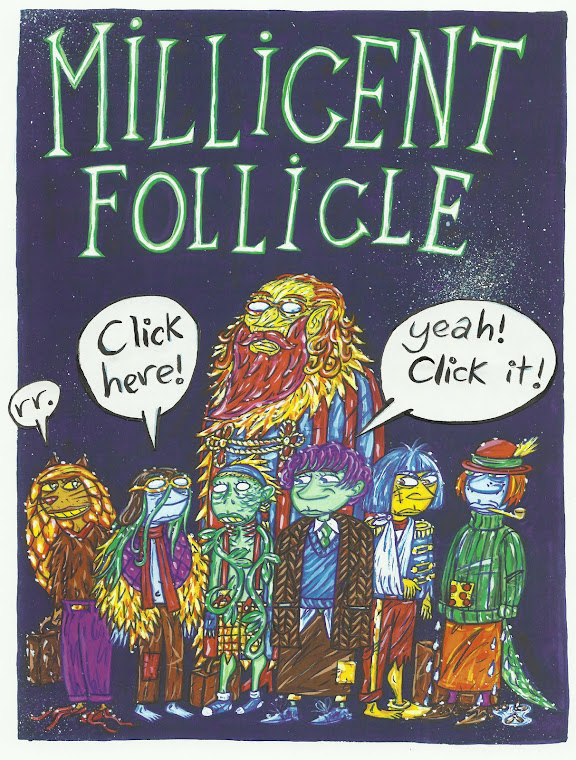 joseph flavell comics-millicent follicle