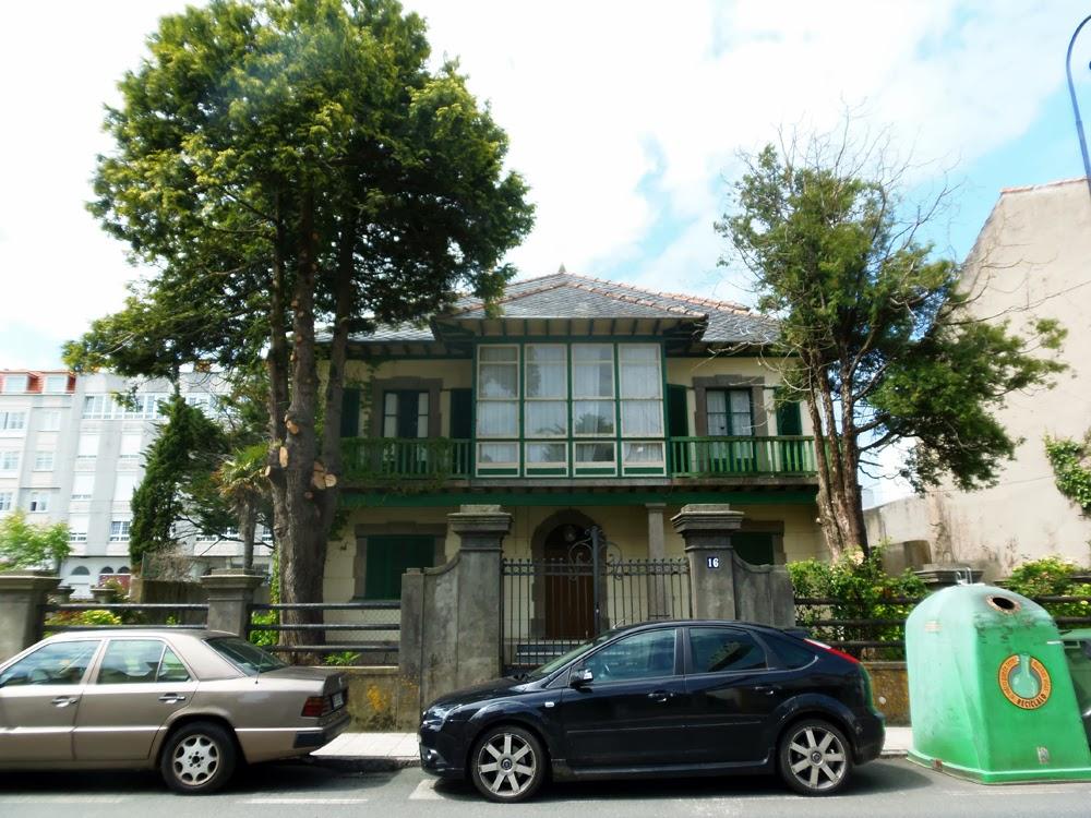 Galicia cool magazine otra arquitectura 02 casa singular - Arquitectura de interiores coruna ...