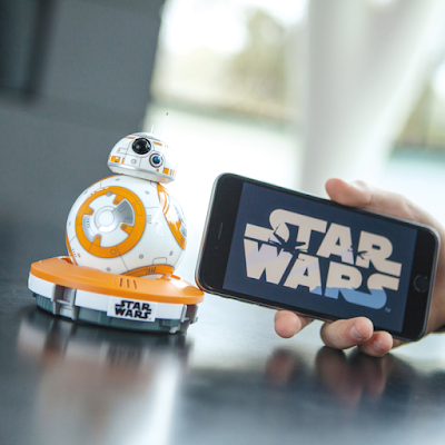 Star Wars: The Force Awakens BB-8 Remote Controlled Astromech Droid by Sphero