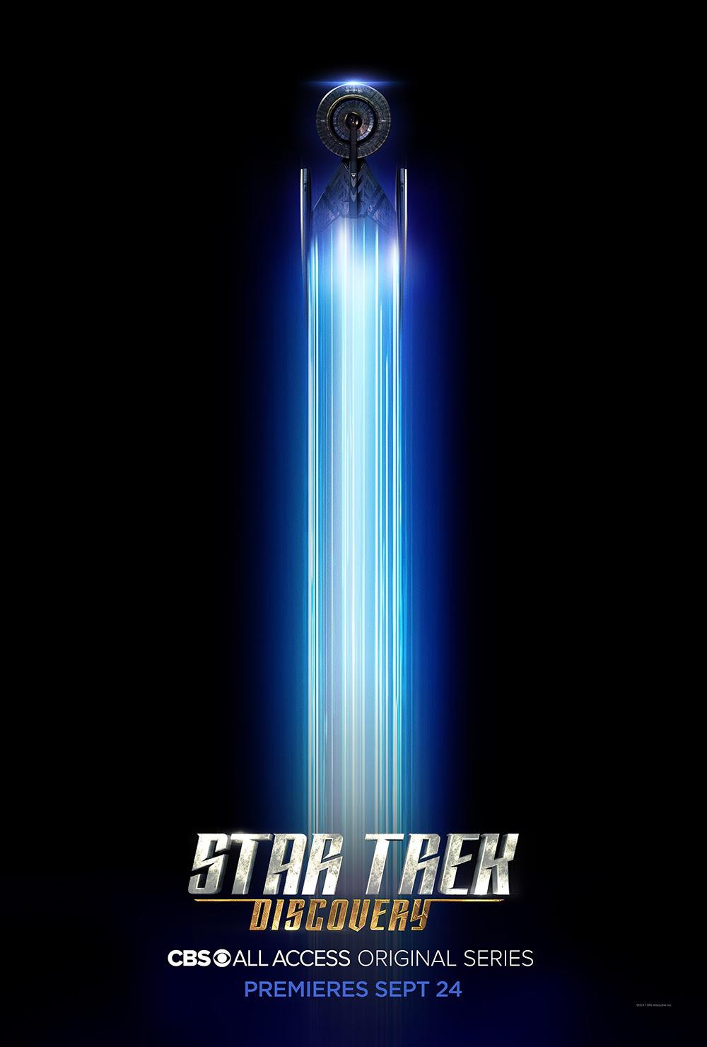 """STAR TREK : DISCOVERY"""