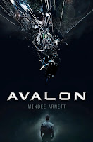 avalon by mindee arnett book cover