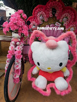 Hello Kitty Trishaw
