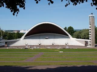 Певческие праздники на таллиннском Певческом поле