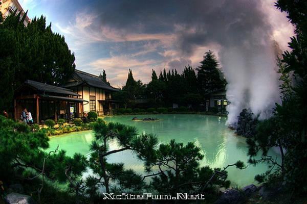 kembara sufi...: Nine Hells of Beppu, Japan.