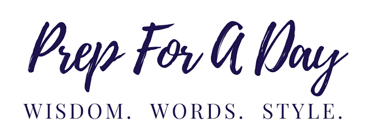 Prep For A Day