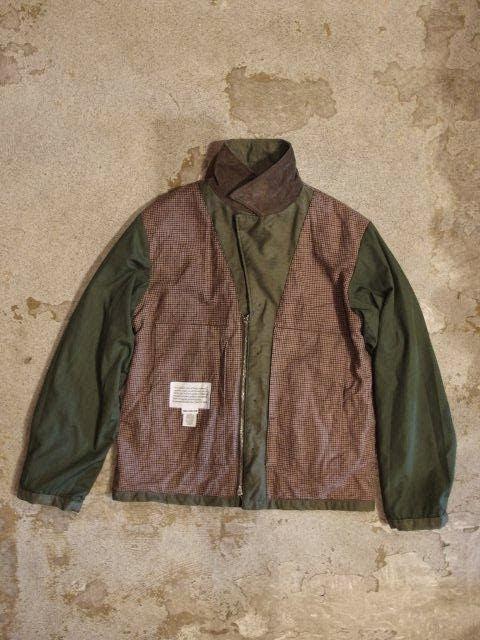 Engineered Garments M41 Jacket Nyco Reversed Sateen Fall/Winter 2014 SUNRISE MAREKT
