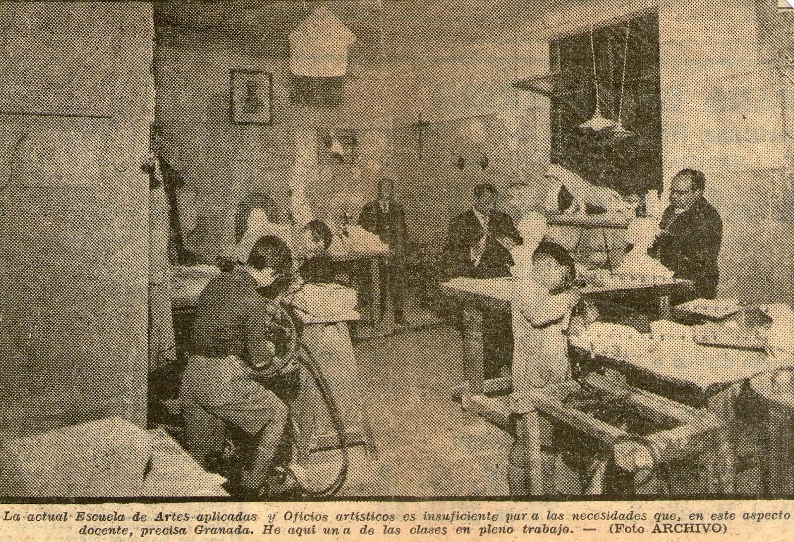 escuela arte talavera: