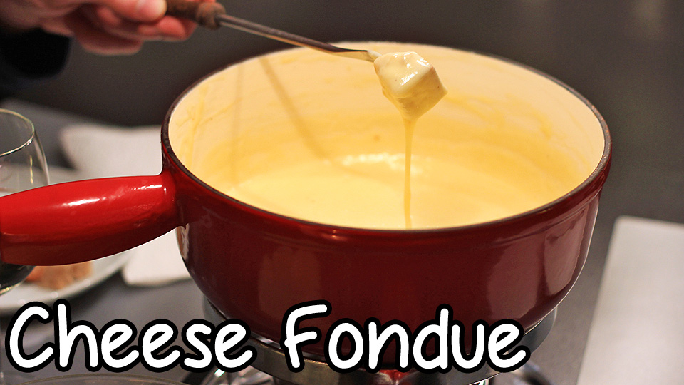 Julia Graf: Recipe: Cheese Fondue
