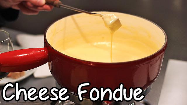 cheese fondue recipe without wine