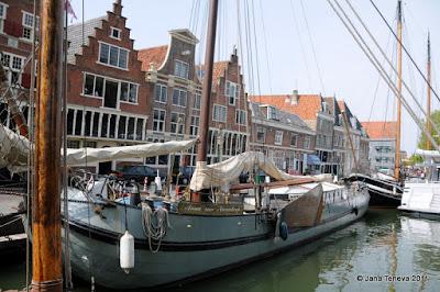 Hoorn boats