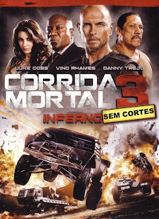 Corrida Mortal 3: Inferno - BDRip Dual Áudio