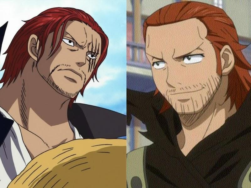 7 Karakter Anime Yang Penampilannya Mirip Dengan Karakter ...