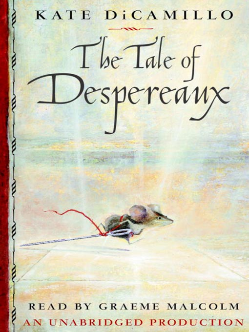 Kate Dicamillo The Tale Of Despereaux Poster Glog by ...