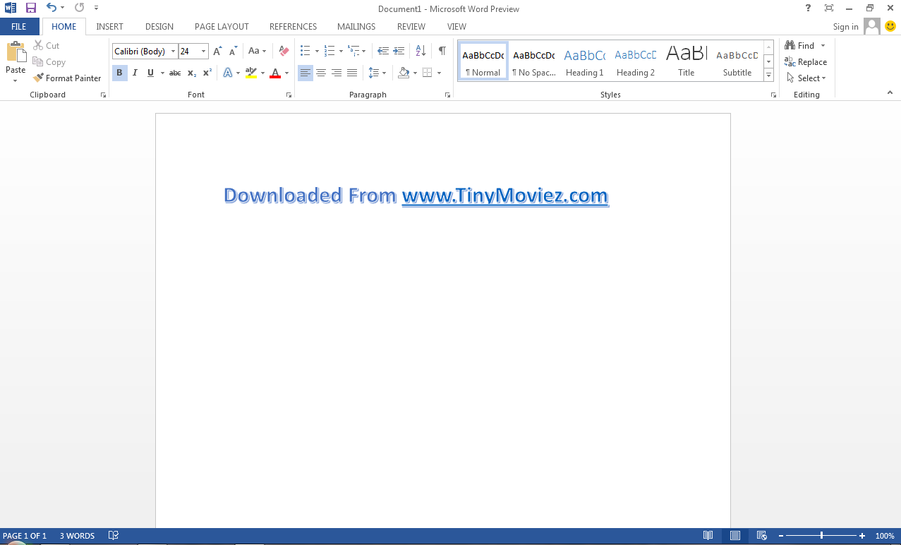 Download Microsoft Office for PC Windows