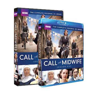 Call the Midwife Season One DVD, PBS drama