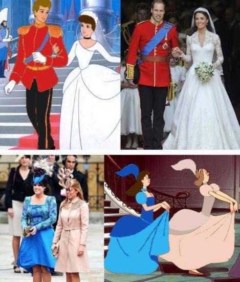 royal wedding funny. Royal Wedding Cinderella Spoof
