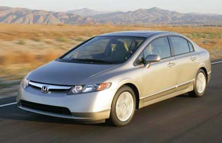 2006 Honda Civic Sedan Hybrid