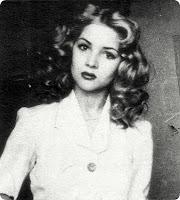 young  Sara Montiel joven