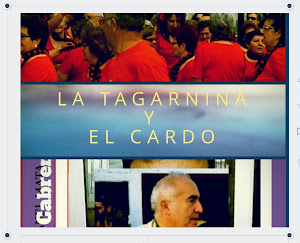 La Tagarnina y El Cardo