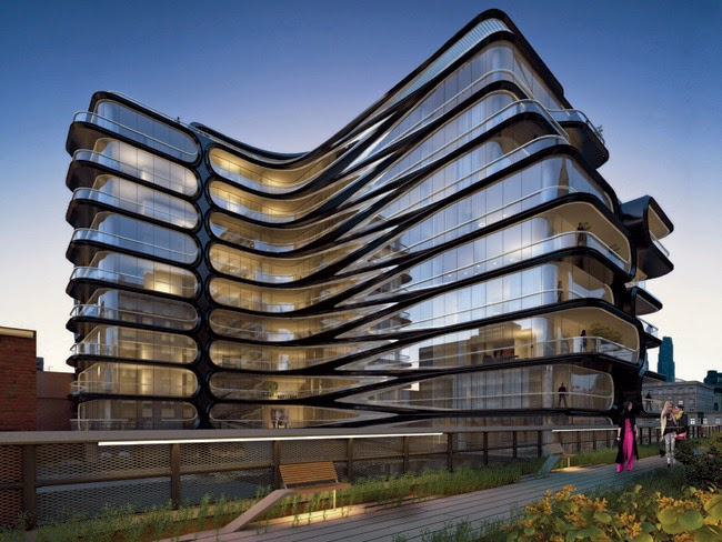 Modern Architecture Buildings