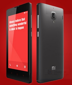Cara screenshot hp Xiomi Redmi IS