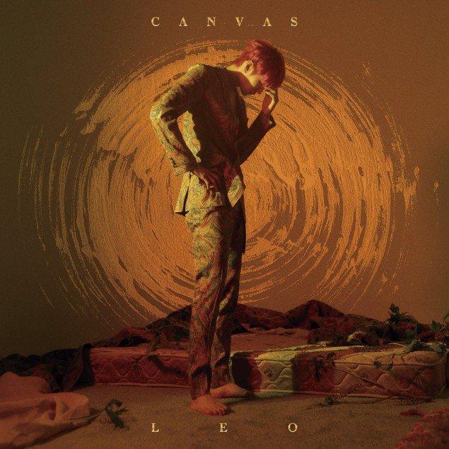 [Click & Order] Leo (VIXX) - Canvas (1st Mini Album)