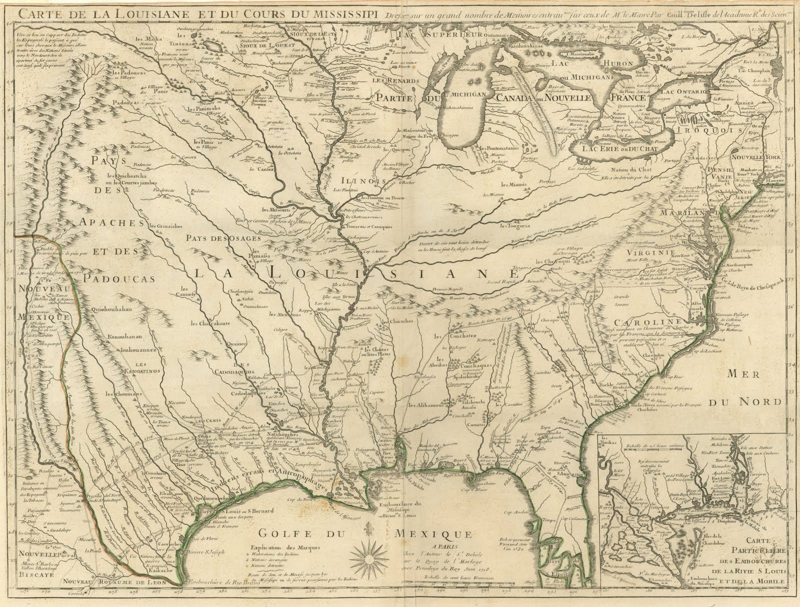 Shaping The Trans Mississippi West 1800 1810