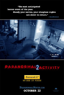 Ver Actividad Paranormal 2 Online Gratis (2010)