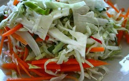 Cách làm dưa bắp cải muối chua