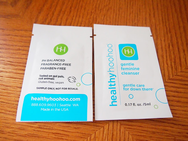 Healthy Hoohoo Feminine Wipes