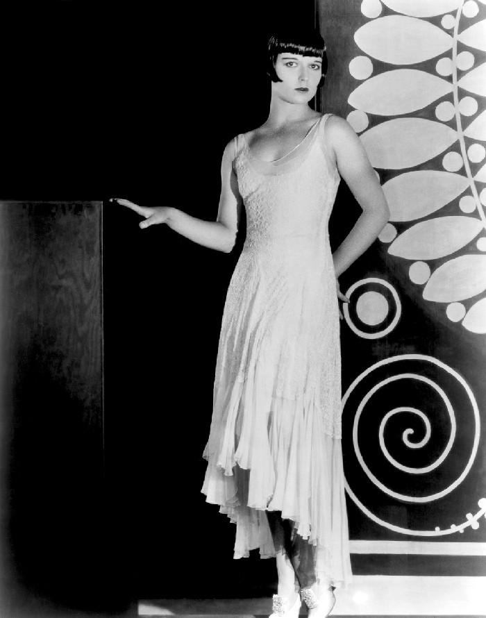 Chloe van paris icon louise brooks 1906 1985