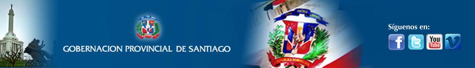 GOBERNACIÓN PROVINCIAL DE SANTIGO
