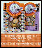 Halloween Treat Bag Class