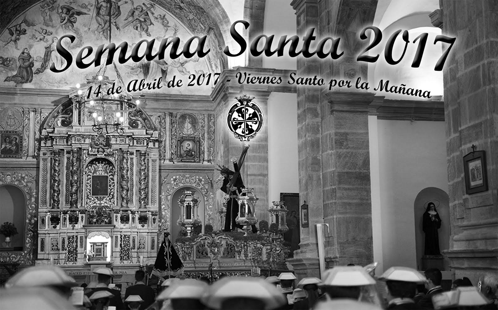 Programa de Semana Santa 2017