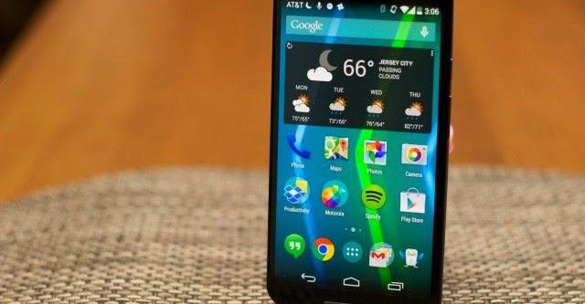Nexus 6 sẽ ra trong tháng này