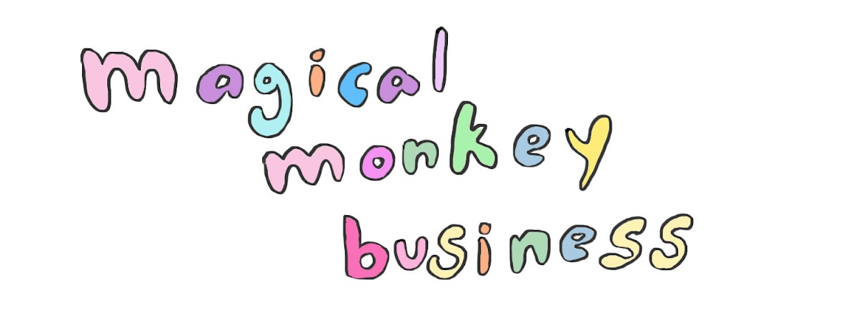 magical monkey business