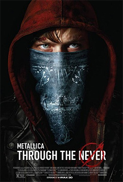 Metallica Through The Never (Music From The Motion Picture) CD