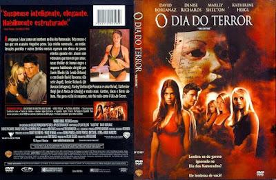 Filme O Dia Do Terror DVD Capa