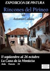 Exposición actual: RINCONES DEL PIRINEO