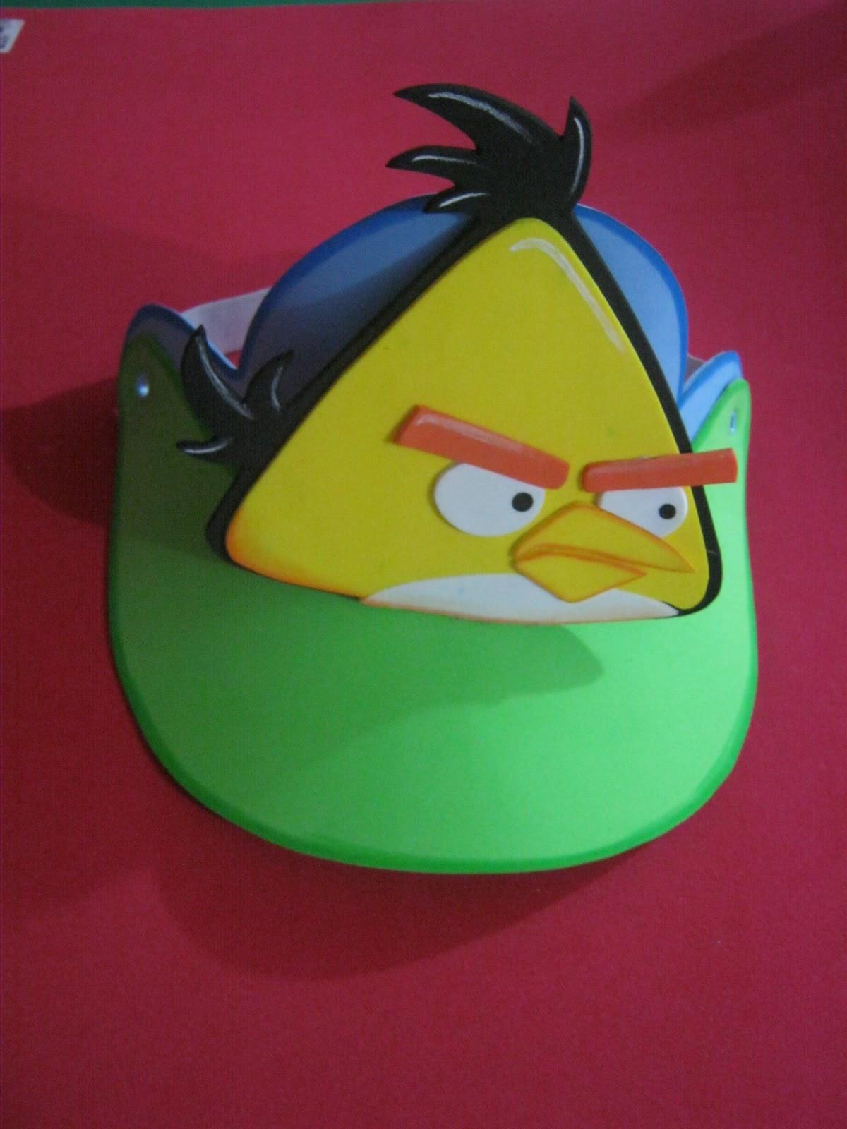 Moldes De Angry Birds