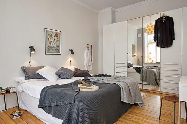 Ivonne sempr n 60 ideas de dise os incre blemente inspiradoras para dormitorios peque os - Disenos de dormitorios pequenos ...