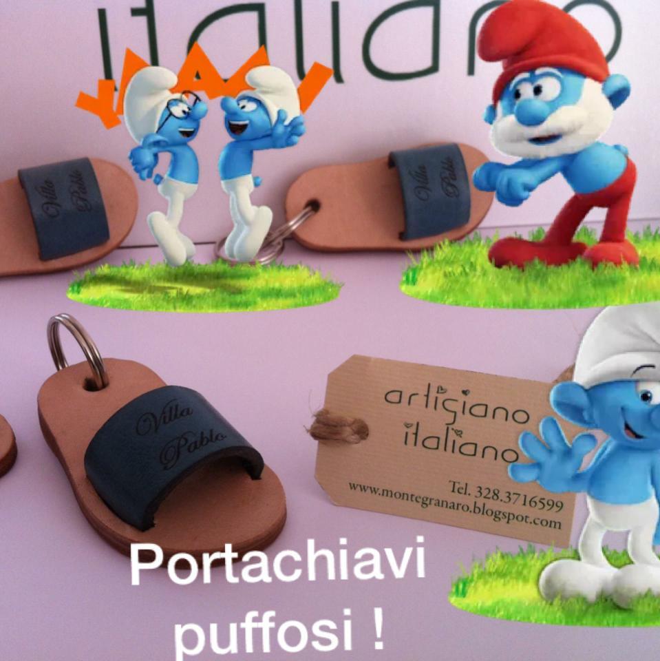 CIABATTE PORTACHIAVI