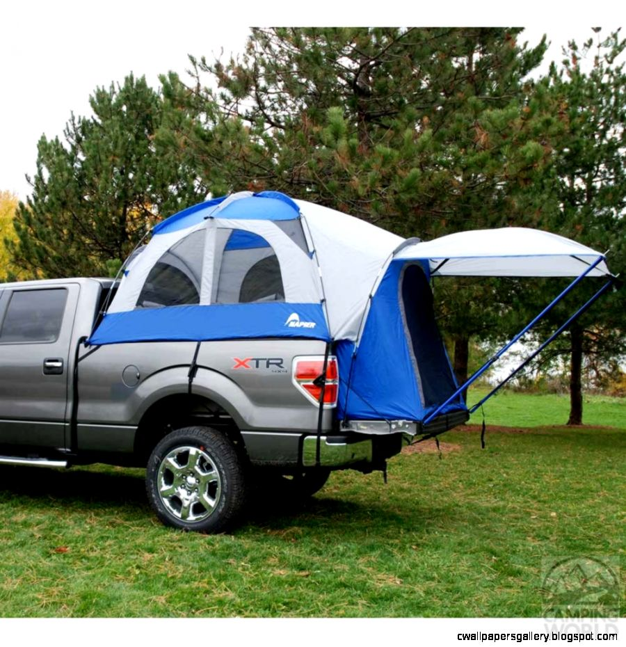 Sportz Truck Tent Full Size Long Bed   Napier Enterprises 57011