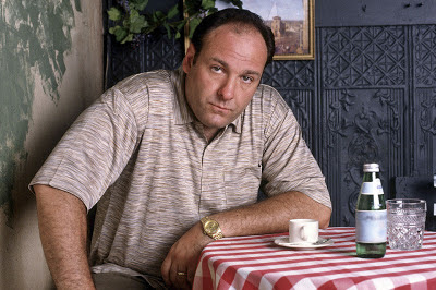 Fotografía del actor James Gandolfini