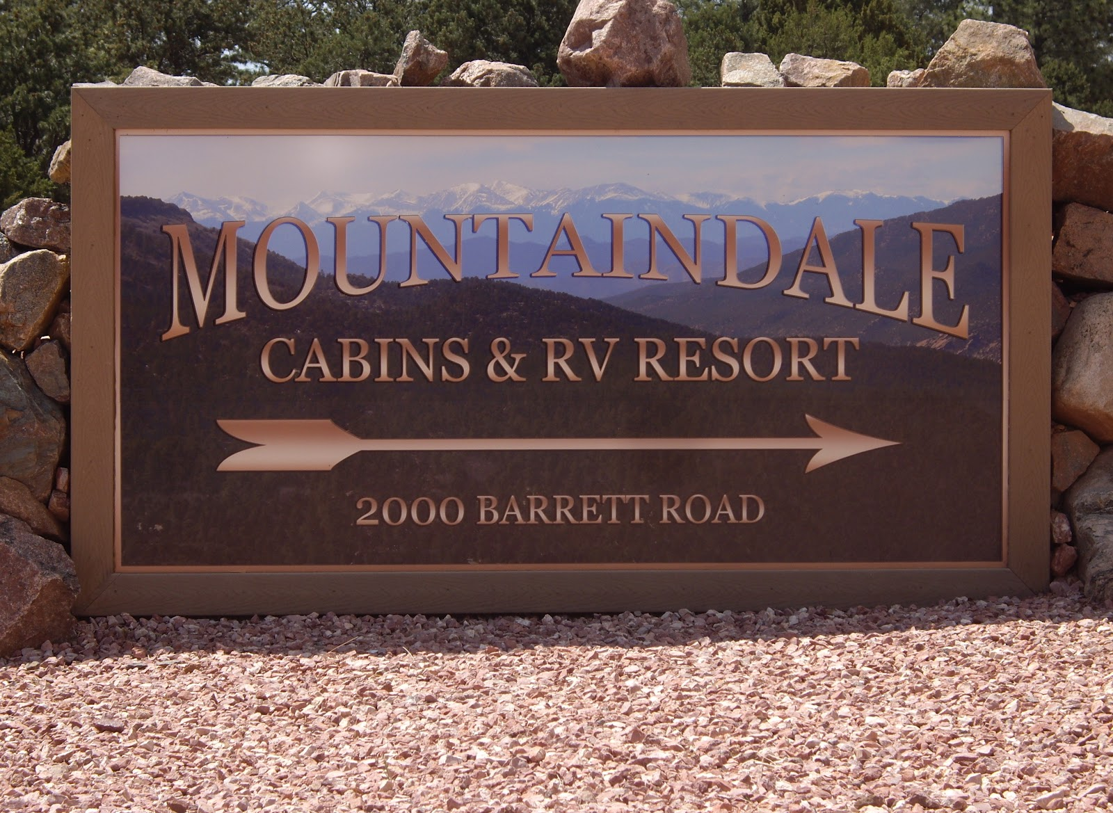 Full Time RV Travel: Mountaindale Cabins U0026 RV Resort