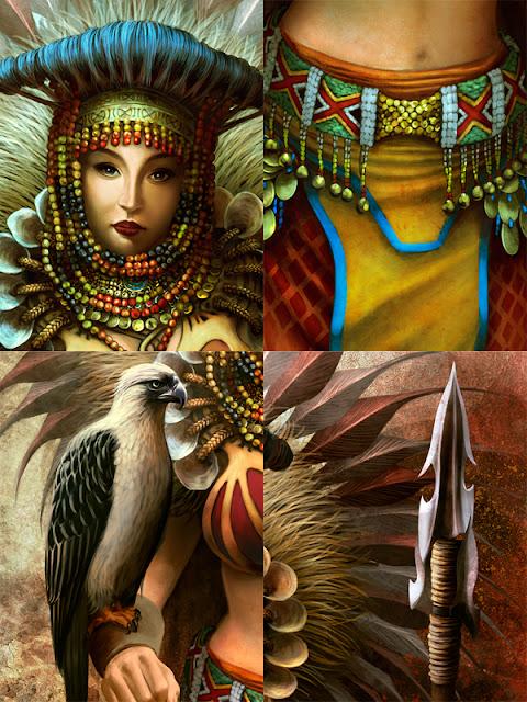 The Art Of Digitalhadz Urduja The Warrior Princess