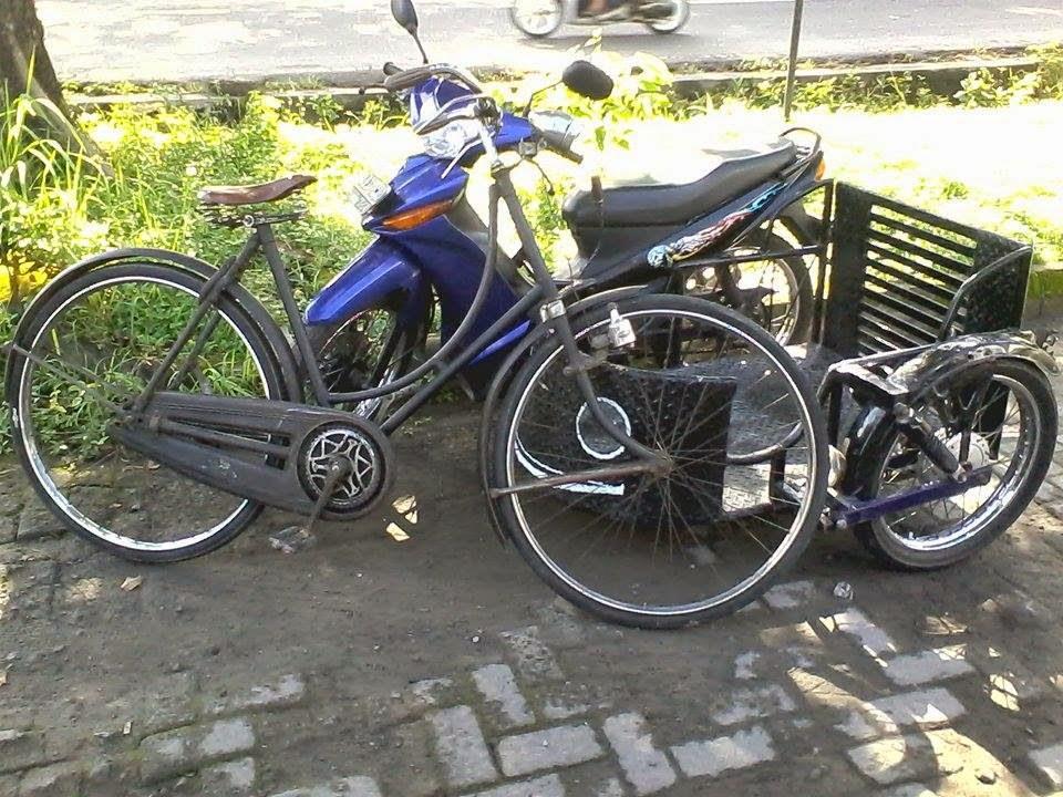 pelatihan mekanik motor difable