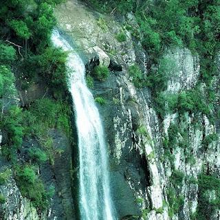Cascata Bordin, no Distrito de Otávio Rocha, em Flores da Cunha.